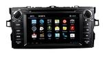 Штатная магнитола Toyota Corolla 2012 Android 4.0 BX-7010 GPS wi-fi
