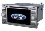 Штатная автомагнитола Ford Mondeo Globex GU7131B silver 3G
