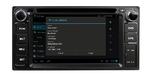 Штатная магнитола Toyota Avanza 2003-2010 Android 4.0 BX-6229 GPS wi-fi