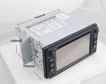 Toyota Matrix FlyAudio 6530 GPS 3G