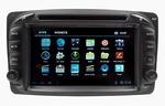 Штатная магнитола Mercedes E-W210(1998-2002) Android 4.0 BX-9311 GPS wi-fi