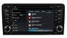 Штатная магнитола Audi A3 (2003-2011) Android 4.0 BX-7012 GPS wi-fi