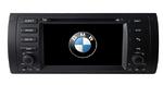 Штатная магнитола BMW E53 Hualingan HL-8786