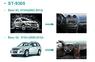 Штатная магнитола Mercedes-Benz ML350 Android 4.0 BX-9305 GPS wi-fi