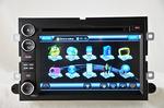 Штатная магнитола Ford Explorer FlyAudio 8939 GPS 3G