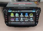 Штатная магнитола Hyundai Verna FlyAudio 8967 GPS 3G