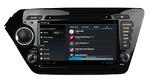 Штатная магнитола Kia Rio Android 4.0 BX-8044 GPS wi-fi