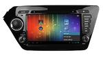 Штатная магнитола Kia K2 Android 4.0 BX-8044 GPS wi-fi