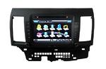 Штатная магнитола MITSUBISHI Lancer 8 дюймов FlyAudio 8937 GPS 3G