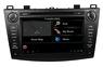 Штатная магнитола Mazda 3 (2009-2012) Android 4.0 BX-8003 GPS wi-fi