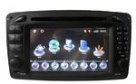 Штатная магнитола Mercedes C-W203 Hualingan HL-8802 GPS