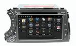 Штатная магнитола Ssangyong Kyron 2005-2013 Android 4.0 BX-7066C GPS wi-fi