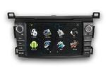 Штатная магнитола Toyota RAV4 2013 Android 4.0 BX-7016 GPS wi-fi