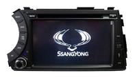 Штатная магнитола Ssangyong Actyon FlyAudio 8006 GPS