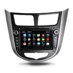 Штатная магнитола Hyundai SOLARIS Android 4.0 EX-7025 GPS wi-fi