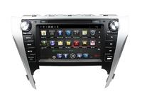 Штатная магнитола Toyota Camry 2012 Android 4.0 BX-8016c Wi-Fi