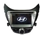 Штатная магнитола Hyundai Elantra 2012 8 дюймов FlyAudio 8704 GPS 3G