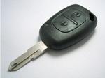 Корпус ключа Renault Traffic,Master,Kangoo