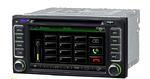 Toyota Rav 4 old Globex GU7240 GPS