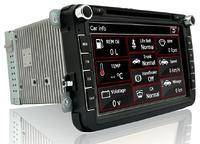 Штатная автомагнитола DNS-810 для Volkswagen Passat B6