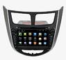 Штатная Hyundai Verna 2010- 2012/ Accent/ Solaris Android 4.2.2 BX-8329J GPS multitouch