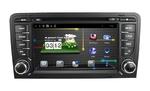 Штатная магнитола Audi A3 (2003-2011) Android 4.0 BX-7012C GPS wi-fi