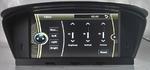 Штатная магнитола BMW 5ser E60, E61, E63, E64 Hualingan HL-8808