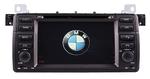 Штатная магнитола BMW E46 / M3 Hualingan HL-8788