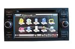 Штатная магнитола Ford FUSION Redpower A140 GPS 3G