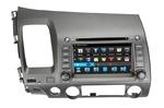 Штатная магнитола Honda CIVIC (2006-2011) Android 4.0 BX-7035c wi-fi 3G