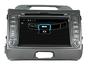 Штатная магнитола Kia Sportage Android 4.0 BX-7044C GPS wi-fi