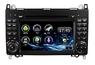 Штатная магнитола Mercedes A-W169, B-W245 (2005- 2011) Android 4.0 BX-7002 GPS wi-fi