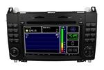 Штатная магнитола Mercedes-Benz Sprinter W906 (2006-2012) Android 4.0 BX-9301 GPS wi-fi