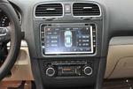 Штатная магнитола Seat Leon 8 дюймов JS-3575 GPS